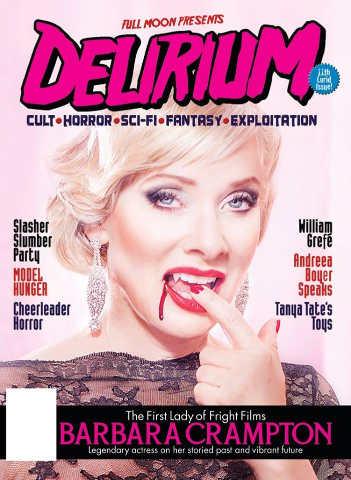 Delirium #11 is asvailable now at deliriummagazine.com