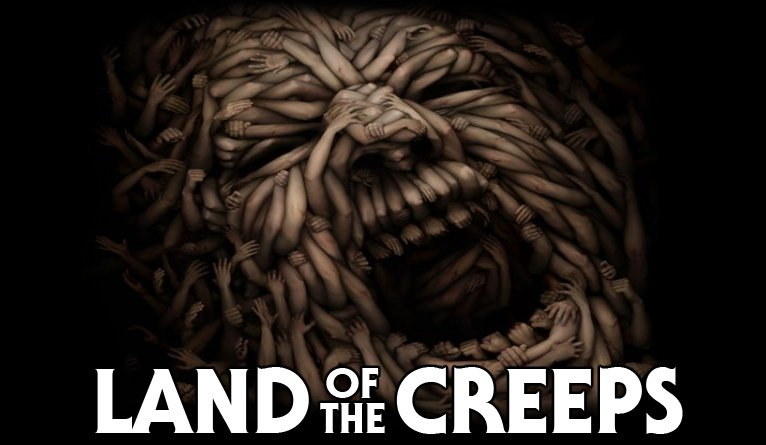 Guest on Land of the Creeps