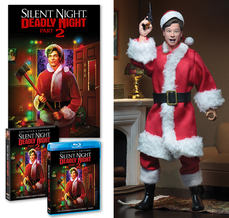 Silent Night, Deadly Night 2 Blu Now Available For Preorder