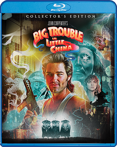 BIG TROUBLE IN LITTLE CHINA EXTRAS ANNOUNCED