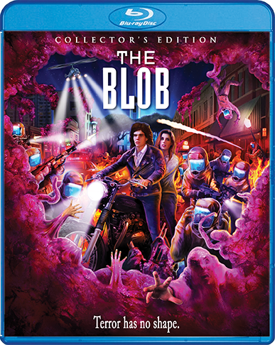 THE BLOB SPECIAL FEATURES ANNOUNCED