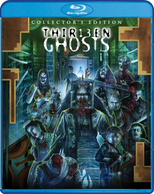 THIRTEEN GHOSTS COLLECTOR'S EDITION BLU-RAY ANNOUNCED